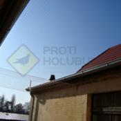 A210 Síť proti holubům střecha a dvůr - protiholubum.cz