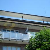 A218 Sítě proti holubům střecha balkonů - protiholubum.cz