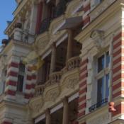 A515 Sítě proti holubům Karlovy Vary Quisisana Palace - protiholubum.cz