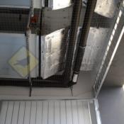 A602 Síť proti holubům podhled technologie - protiholubum.cz