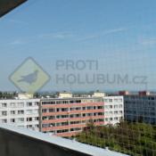 A106 Síť proti holubům - síť na lodžii protiholubum.cz