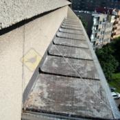 A216 Síť proti holubům střecha balkonů - protiholubum.cz